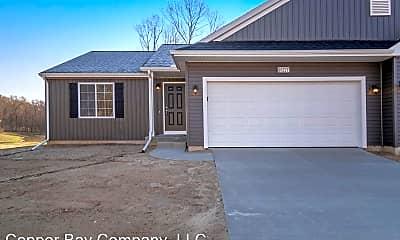 Building, 10250 Pennridge Dr, 1