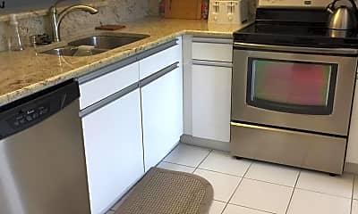 Kitchen, 280 NW 67th St B202, 1