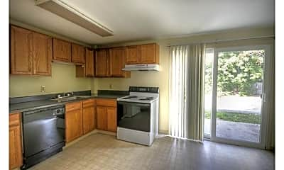 Kitchen, Princeton Ridge Apartments, 2