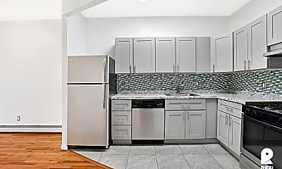 Kitchen, 1342 Hancock St #3B, 1