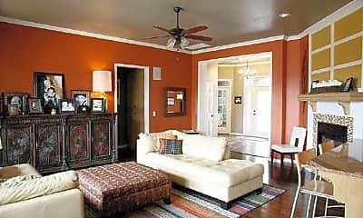 Living Room, 3808 Lockhart Dr, 2