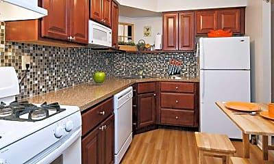Kitchen, Lindenwood Apartments, 1