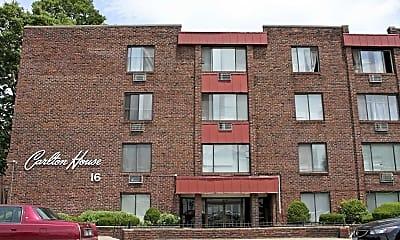 Building, 16 Niles Street, 1