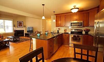 Kitchen, The Grand Lofts, 2