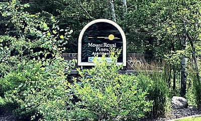 Mount Royal Pines Apartments, 1