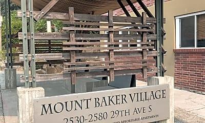 Mount Baker Village, 1