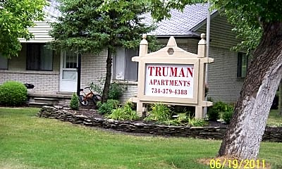 Truman Apartments and Townhomes, 0
