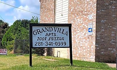 Grand Villa Apartments, 1