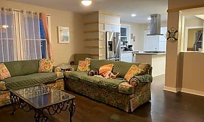 Living Room, 22 N Austin Ave, 1