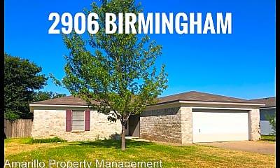 Community Signage, 2906 S Birmingham St, 0
