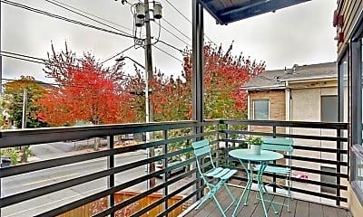 Patio / Deck, 4217 Fremont Ave N, 2