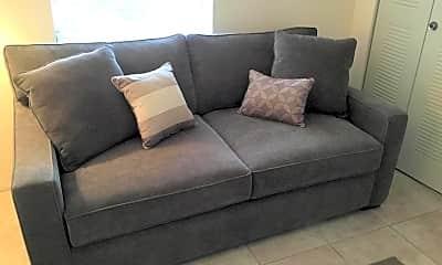 Living Room, 7535 S Oriole Blvd 207, 2