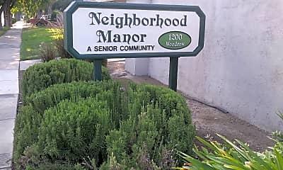 Neighborhood Manor, 1