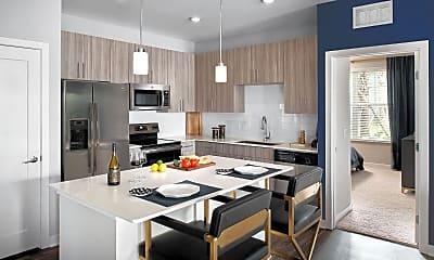 Kitchen, Solaya Luxury Apartments, 1