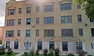 Building, 418 S Laramie, 0