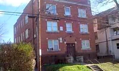 Building, Vine Apartments, 1