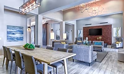 Dining Room, Atlantic at Parkridge, 1