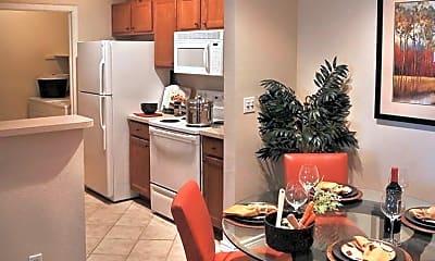 Kitchen, Courtney Downs Apartment Homes, 1