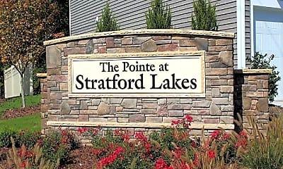 Community Signage, 1079 Shoreside Dr, 2