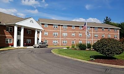 AHEPA 89 Senior Apartments, 0