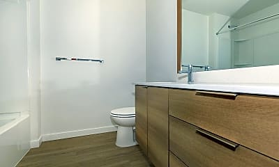 Bathroom, Napoleon Apartments, 2