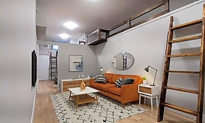 Living Room, 22 Jones St BC, 0