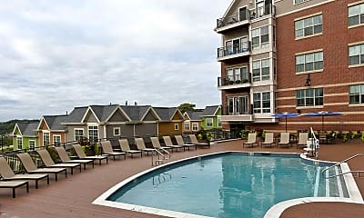 Pool, Arlington 360, 0