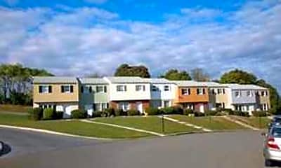 Building, Slatington Apartments, 2