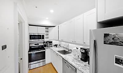 Kitchen, 296 Beacon Street, #2, 1