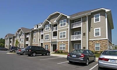 Building, Townley Park Apartments, 1