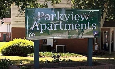 Parkview Apartments, 1