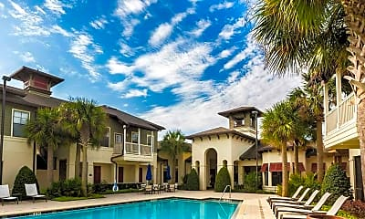Pool, The Luxe at Bartram Park, 0