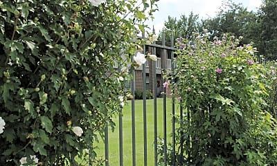 Landscaping, West End, 2