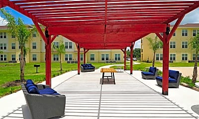 Recreation Area, Legends At Kingsville, 1