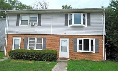 Building, 308 Beau St, 1
