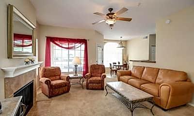 Living Room, 1500 E Pusch Wilderness Dr 10205, 0
