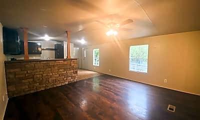Living Room, 411 Rio Grande Dr, 1