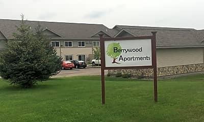 Berrywood Apartments, 1
