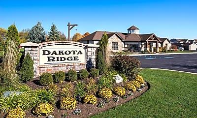 Community Signage, Dakota Ridge, 1