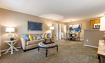Living Room, Albany Landings, 0