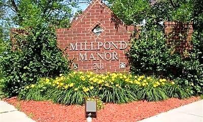 Millpond Manor, 1