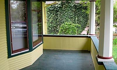 Patio / Deck, 1306 N 14th Street, 1