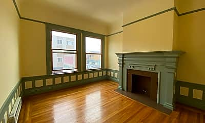 Living Room, 1042 Clement St, 0