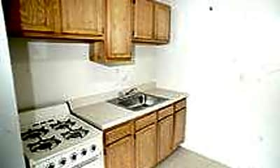 Kitchen, River Crossing, 1
