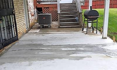 Patio / Deck, 13101 Keverton Dr, 1