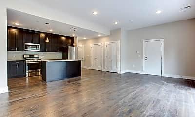 Living Room, 59 Willet St 17, 1