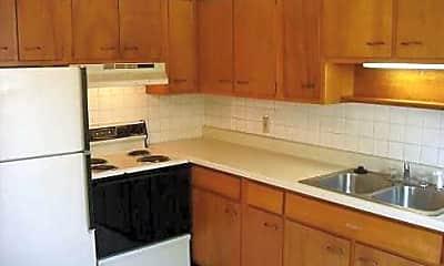 Kitchen, Nicholson Apartments, 1