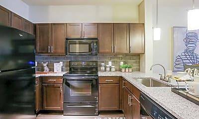 Kitchen, 909 Flats, 1
