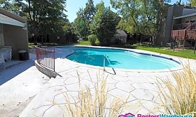 Pool, 5300 E Cherry Creek South Dr, 2