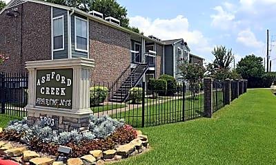 Community Signage, Ashford Creek, 0